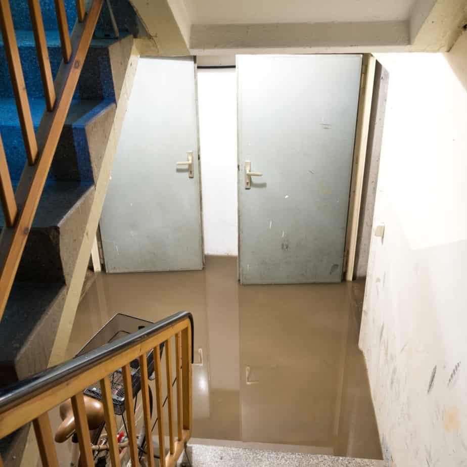 Flooded Basement Surrey